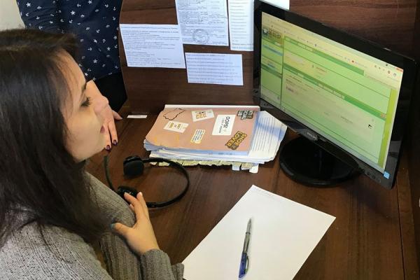 Понад три тисячі дзвінків надійшло на гарячу лінію Рівненської ОДА