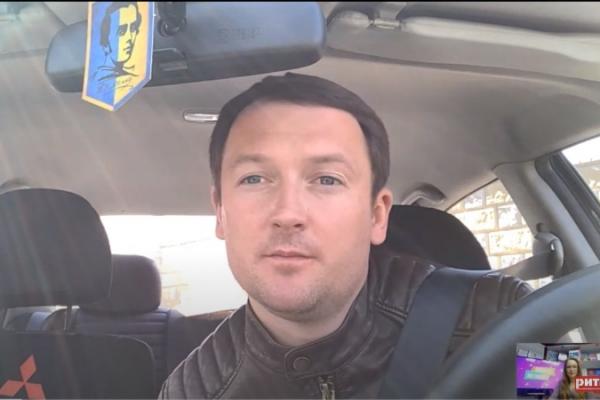 Депутат Рівнеради Олександр Курсик розповів, як проводить карантин (ВІДЕО)