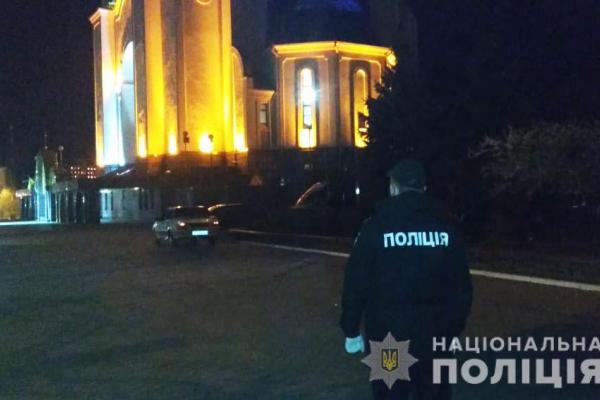 У Рівненській області великодні богослужіння пройшли без грубих порушень (фото)