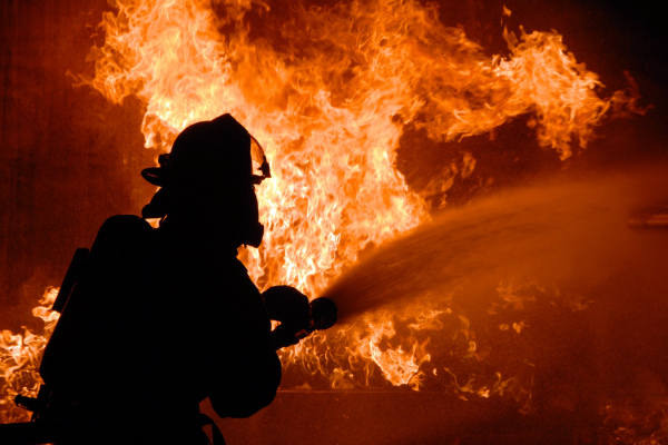 Рівненські вогнеборці за тиждень ліквідували 66 пожеж