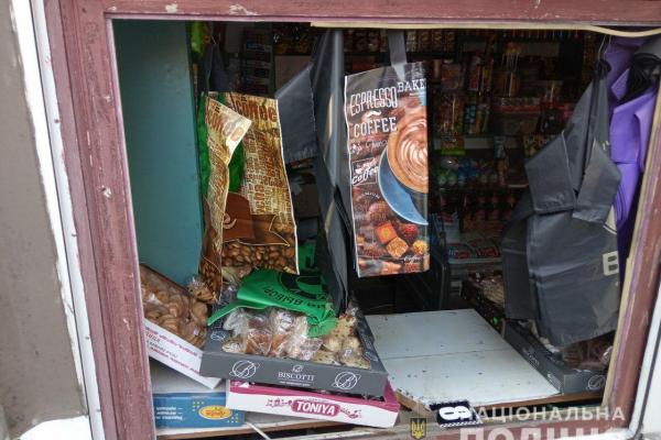 У Дубно місцевий житель пограбував декілька магазинів