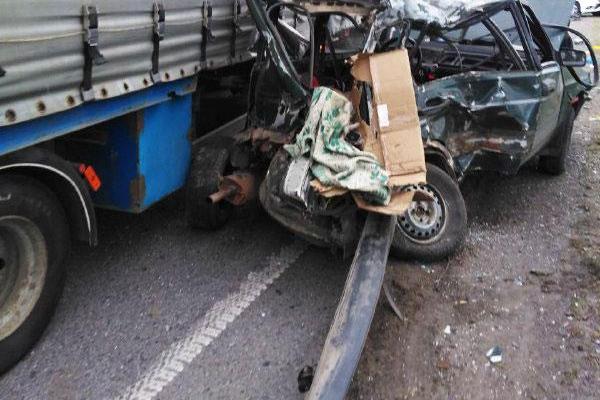 На Дубенщині в ДТП загинув водій (ФОТО)