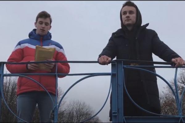 Рівняни знімають фільм «Не слабо» (ВІДЕО)