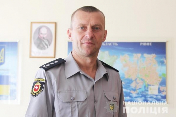 Заступник начальника поліції Рівненщини розповів, коли йому було шкода злочинця