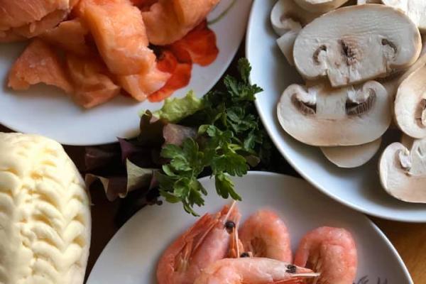 Рівненським гурманам - суп із морепродуктів «Авіньйон» від Олени Медведєвої