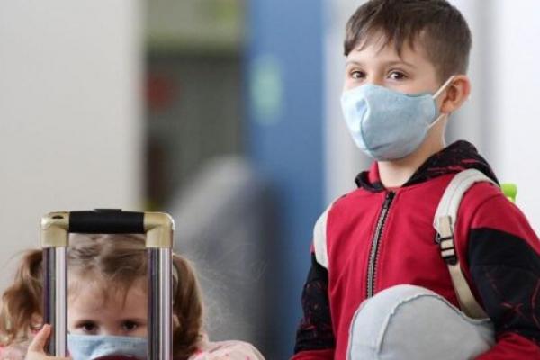 Рівненщина – серед «лідерів» виявлених випадків коронавірусу в дітей
