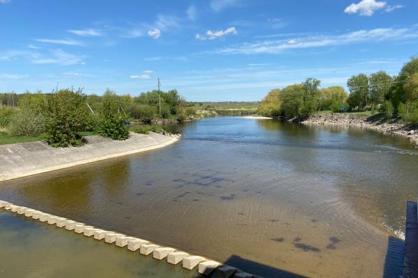 Хрінницьке водосховище потребує фінансової підтримки