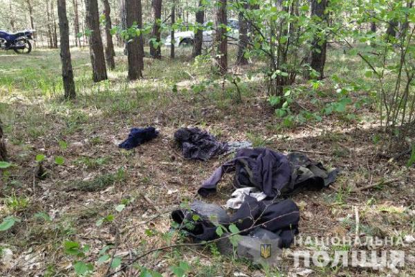 Зниклого безвісти мешканця Рівненщини знайшли мертвим посеред лісу