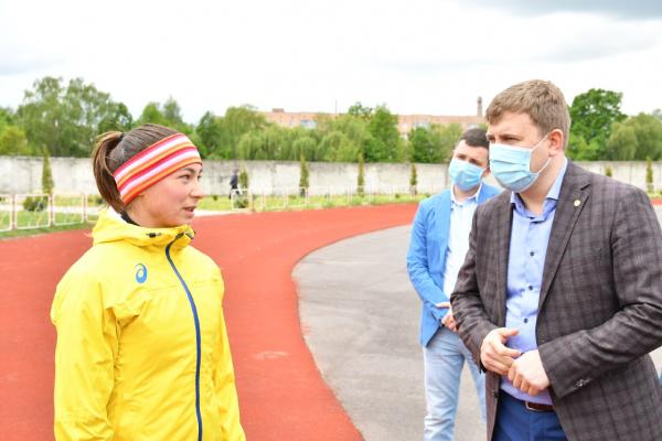 Як виглядатиме оновлений стадіон «Колос» в місті Костопіль? (ФОТО)