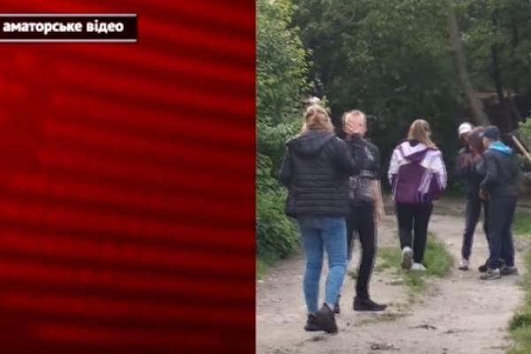 Рівненські підлітки відсвяткували день народження з адмінпротоколами (ВІДЕО)