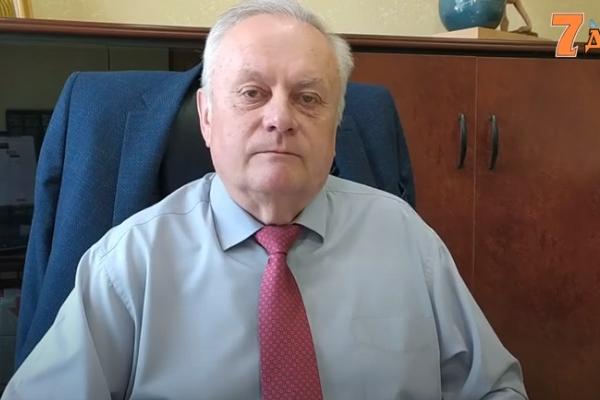 Торгівлі на вулицях біля ринку не буде!, - голова Рівного Володимир Хомко (ВІДЕО)
