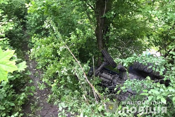 На Здолбунівщині чоловік загинув у своєму тракторі