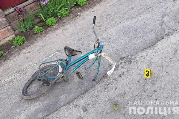 Водія, який на Костопільщині збив велосипедиста насмерть, посадили під домашній арешт