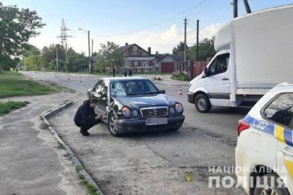 Водій, причетний до смертельної ДТП неподалік Рівного, втік з місця події, бо був п'яним