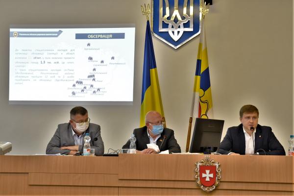 Депутати прийняли рішення щодо майбутнього аеропорту Рівного