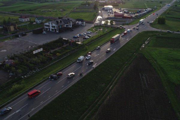 Четверо людей загинули у ДТП поблизу Рівного (ФОТО, ВІДЕО)