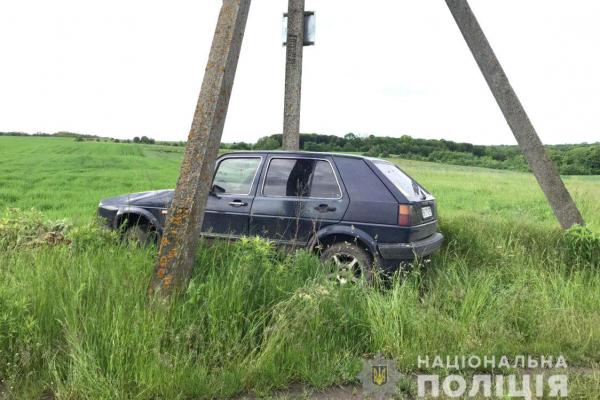 У мешканця Степанівки викрали автівку посеред білого дня