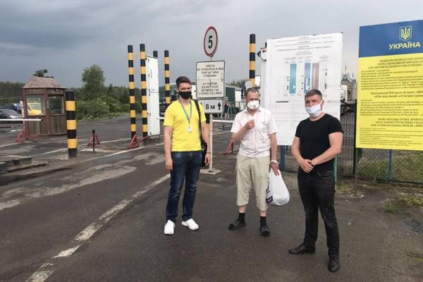 Громадянина Республіки Білорусь примусово повернули з Рівненщини