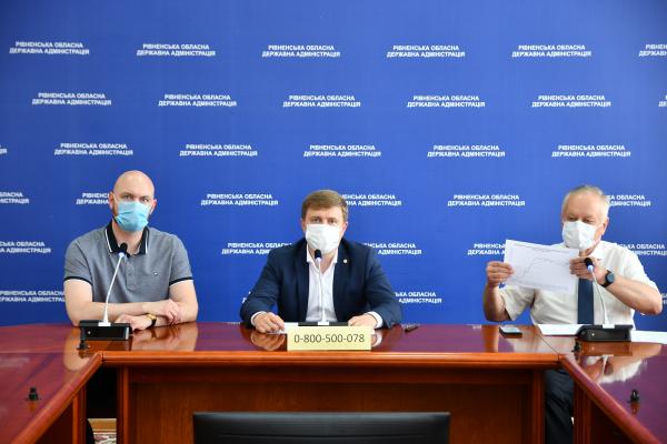 Жителів Рівненщини наполегливо закликають дотримуватися карантину