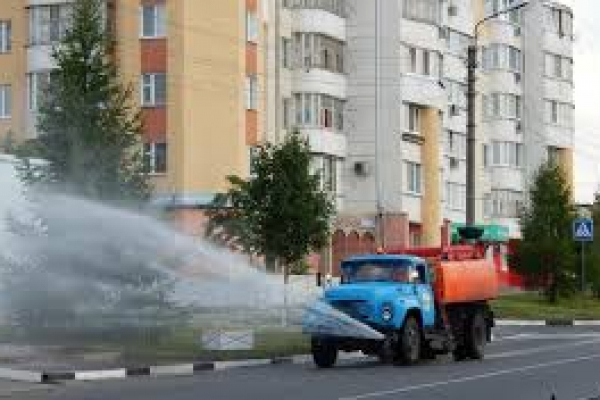 Які міста і селища Рівненщини витратили на дезінфекцію вулиць найбільше?