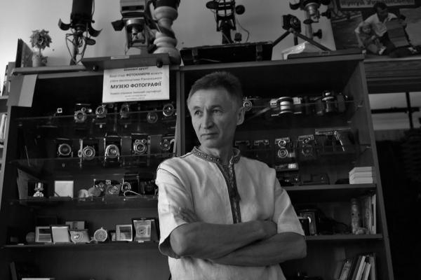 Рівненський фотохудожник запрошує опанувати мистецтво фотографії