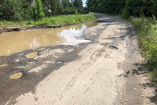 Ремонт дороги у Костопільському районі зробить «Базальтові стовпи» доступнішими