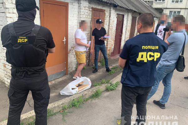 У Рівному заступника начальника відділу обласної прокуратури спіймали на хабарництві