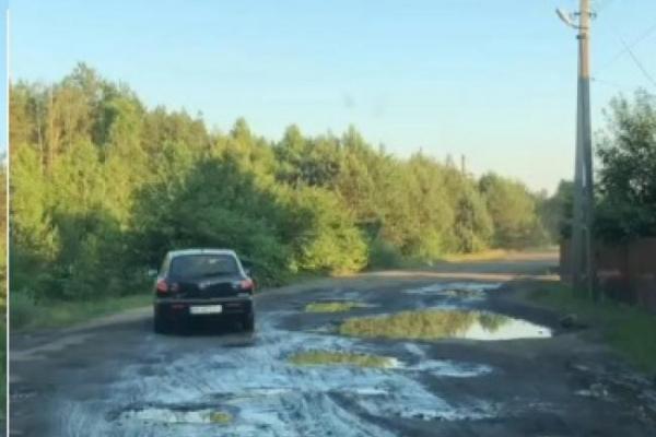 Доїхати до Білого озера можна лише пройшовши тест-драйв для авто
