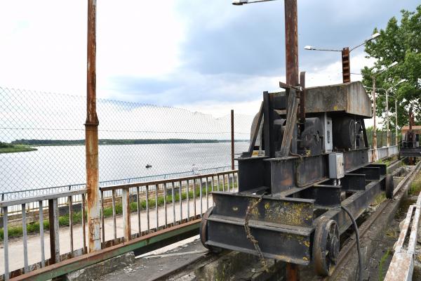 У Хрінниках розпочалася реконструкція водосховища