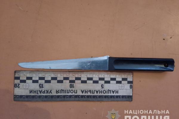 Мешканка Вараша вдарила ножем співмешканця під час застілля