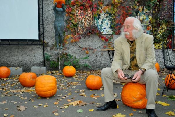 Всесвітньовідомий український художник презентує свої картини у Рівному