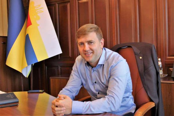 Віталій Коваль привітав будівельників Рівненщини з професійним святом