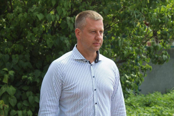 Віктор Шакирзян закликає вести чесну передвиборчу боротьбу у Рівному