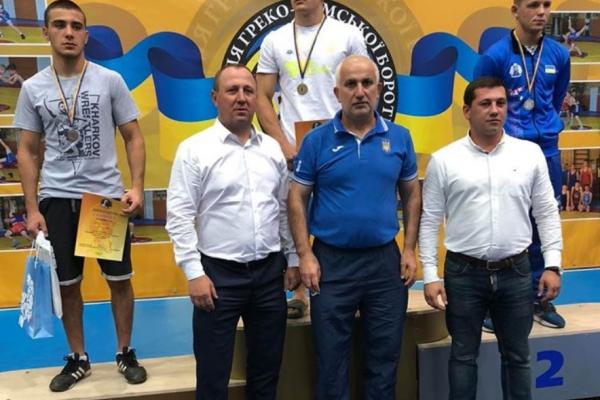 Борці з Рівненщини здобули нагороди на всеукраїнському турнірі