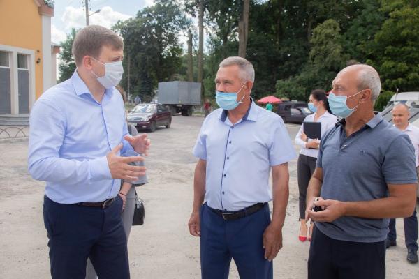 У Гощанському районі в розпалі ремонт дроги в рамках програми «Велике будівництво» (ФОТО)