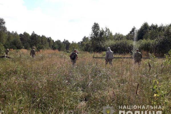 Поліція розшукала зниклу мешканку села Озерськ