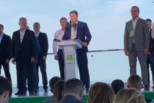 Віталій Коваль привітав Рівне з нагоди президентського призначення