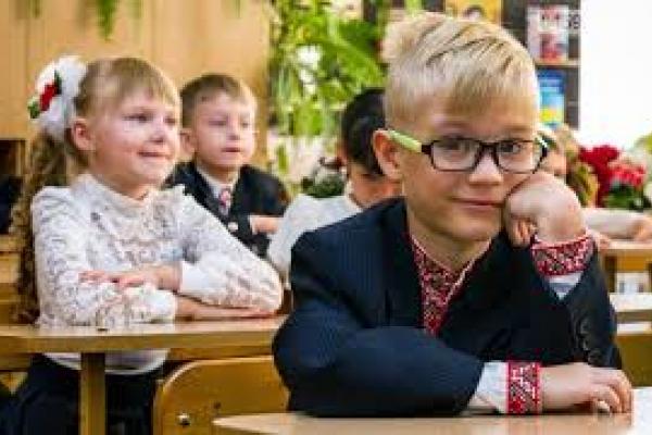 У яких районах Рівненщини найбільше першокласників?