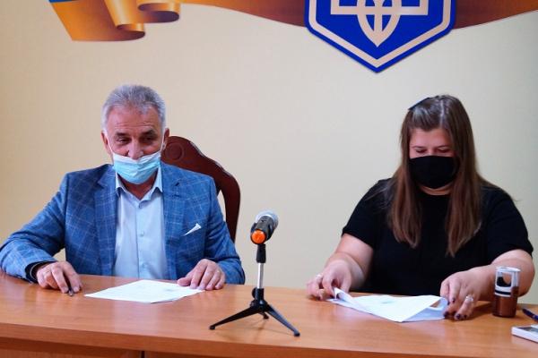 Радивилівська міська рада налагоджує стратегічне партнерство