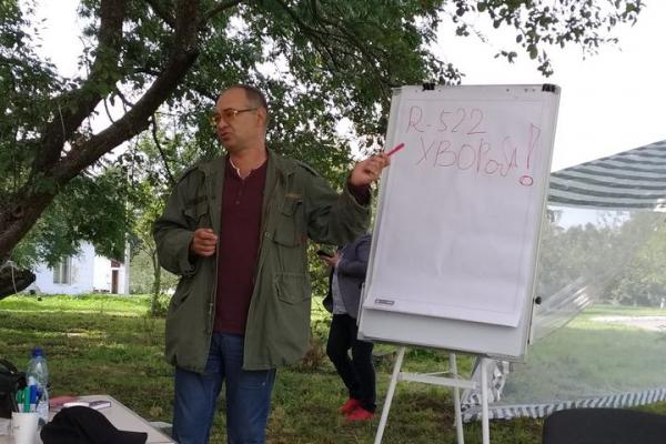 У міжнародний День благодійності у Рівному провели тренінг