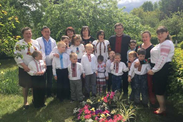 Чужих дітей не буває, - директор «Ясининицького навчально-реабілітаційного центру» Олександр Оксимчук