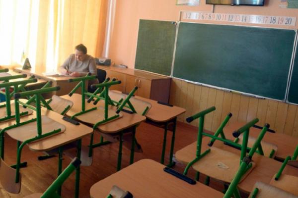 За два тижні навчання на Рівненщині — 500 школярів на самоізоляції