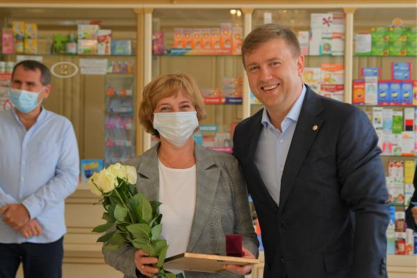 Фармацевти – частина великої медичної команди Рівненщини