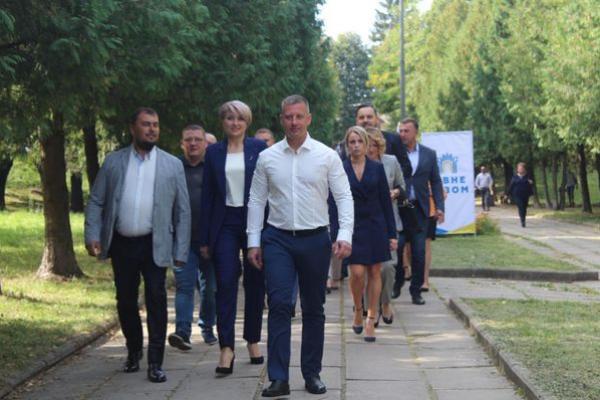 Віктор Шакирзян іде у мери Рівного від «Рівне Разом»