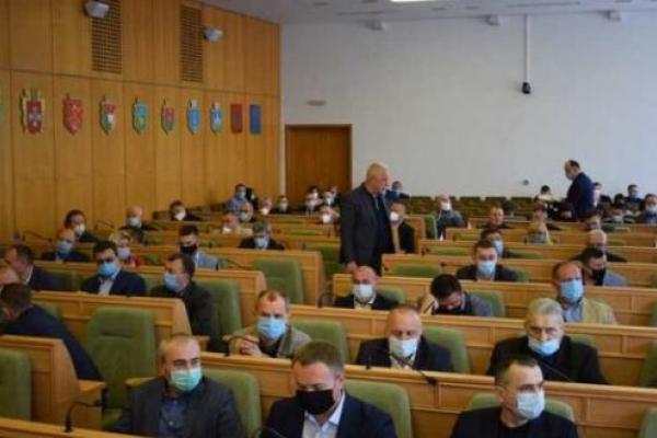 34-та сесія обласної ради розпочнеться наприкінці жовтня