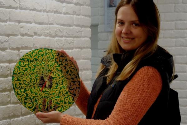 Рівненська художниця Валентина Шустова запрошує на виставку «Гості» (ФОТО)