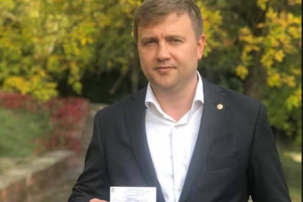 Віталій Коваль йде в мери Рівного