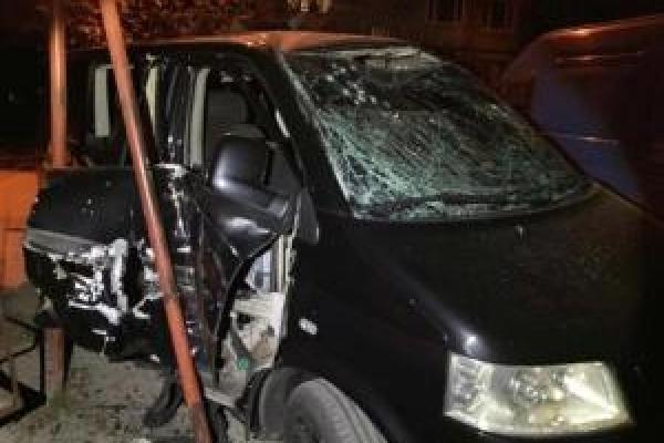У Рівному гранатою підірвали автомобіль