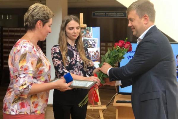 Голова Рівненської ОДА привітав працівників книгозбірень