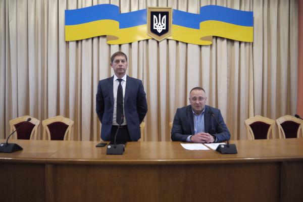 Віталій Козлов – новий перший заступник керівника Рівненської обласної прокуратури
